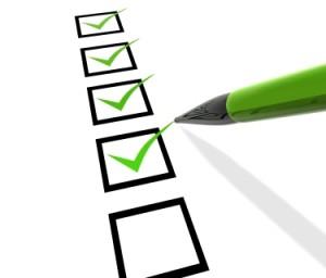 seo kpi checklist